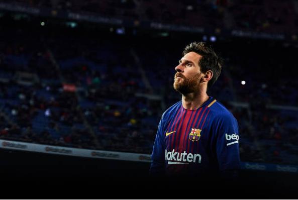 Lionel Messi Tidak Percaya Dengan Komitmen Klub Ini?