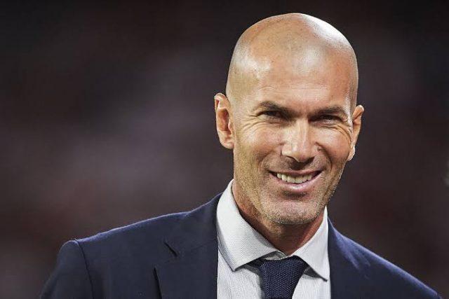 Zinedine Zidane Tak Ingin Pemain Ini Tinggalkan Real Madrid?