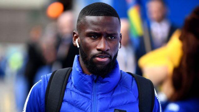 Chelsea Berencana Perpanjang Kontrak Antonio Rudiger