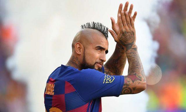 Ngebet Vidal, Inter Naikkan Penawaran Mereka