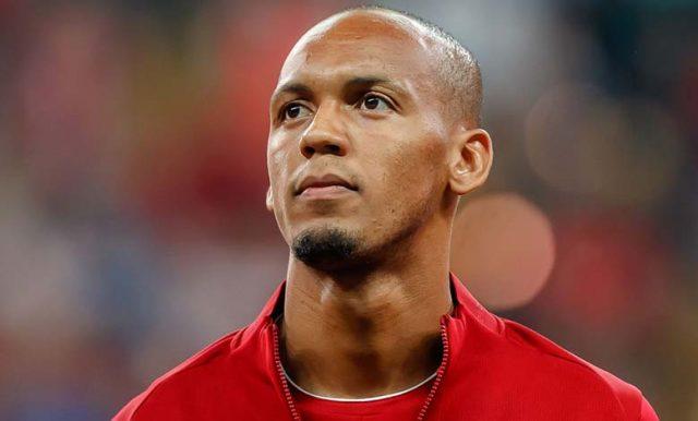 Fabinho Kembali Berlatih Dengan Liverpool