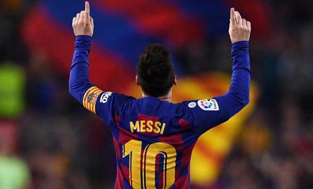 Quique Setien Berikan Pujian Kepada Lionel Messi