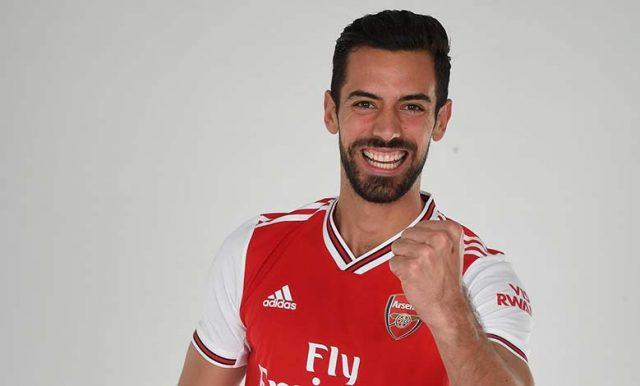 Arsenal Berharap Pablo Mari Dapat Lakukan Debutnya
