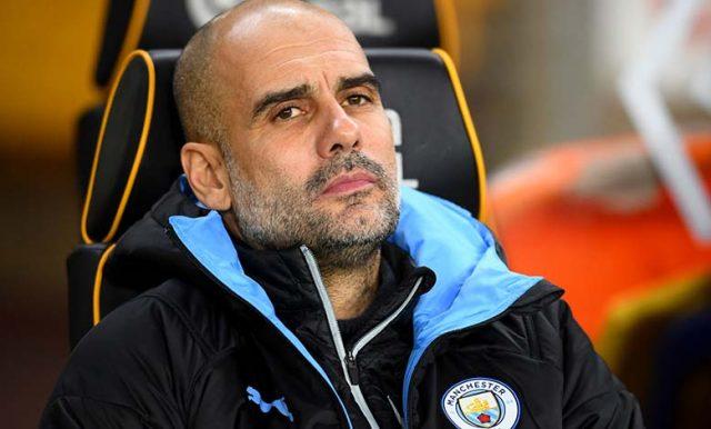 Guardiola Tinggalkan City Jika Gugur di Liga Champions?