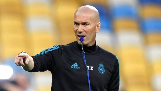 Zinedine Zidane Mengatakan Ini Tentang Dirinya Dan Gareth Bale?