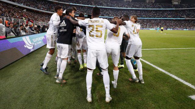 Real Madrid Tunda Seluruh Rencana Transfer Musim Panas Ini