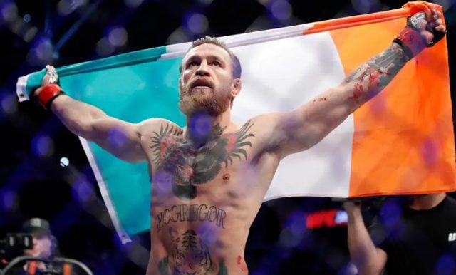 Conor McGregor Minta Irlandia Lakukan Lockdown