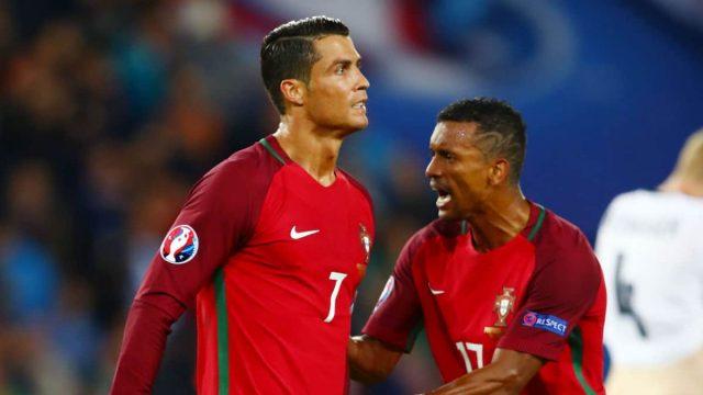 Nani : Saya Banyak Mengajari Cristiano Ronaldo