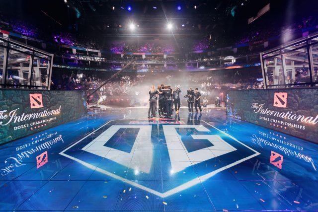 OG Esports : Tim Pertama Juara Dunia Dota 2 Sebanyak 2 Kali