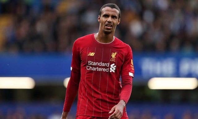 Joel Matip Tak Perkuat Liverpool Hingga Akhir Musim
