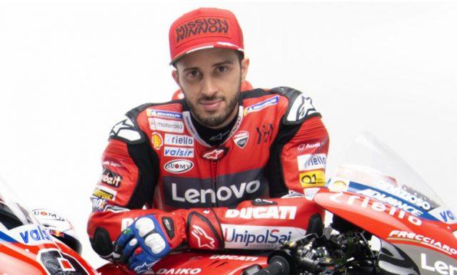 Simone Battistella Yakin 99 Persen Dovizioso Tetap Bersama Ducati