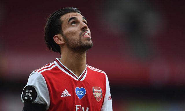 Arteta Ingin Mempertahankan Ceballos di Arsenal