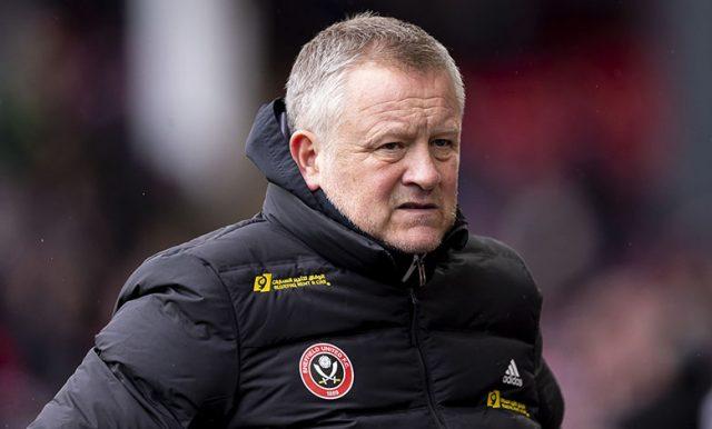 Chris Wilder : Sheffield United Harus Membeli Pemain