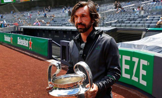 Andrea Pirlo Menjadi Pelatih Juventus U23