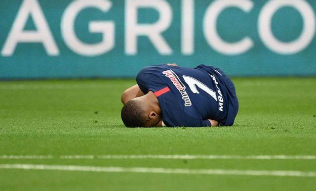 Mbappe Kemungkinan Akan Absen di Liga Champions