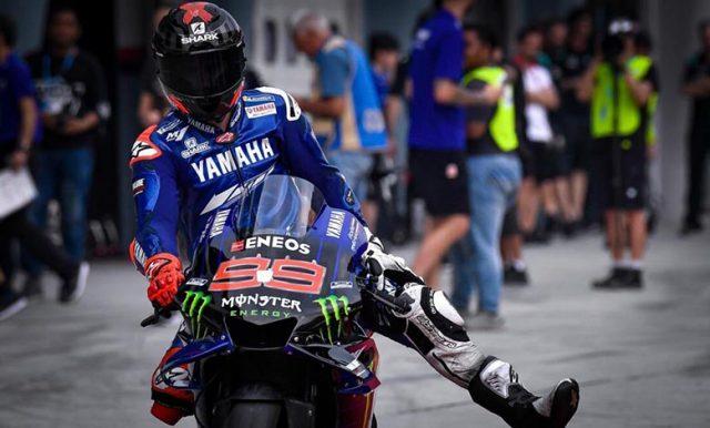 Lorenzo Tepis Rumor Kembali ke Ducati