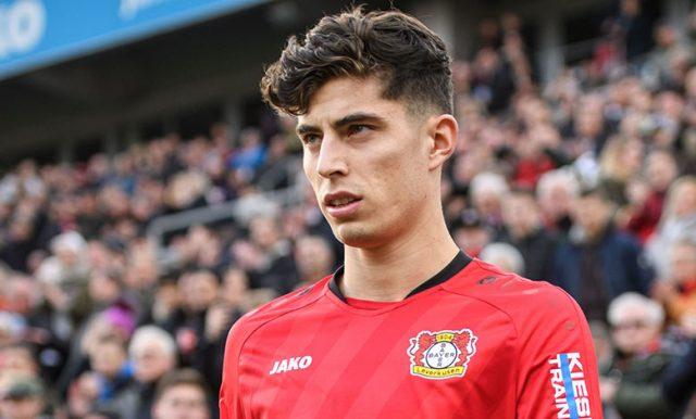 Musim Panas Ini Havertz Meninggalkan Bayer Leverkusen?
