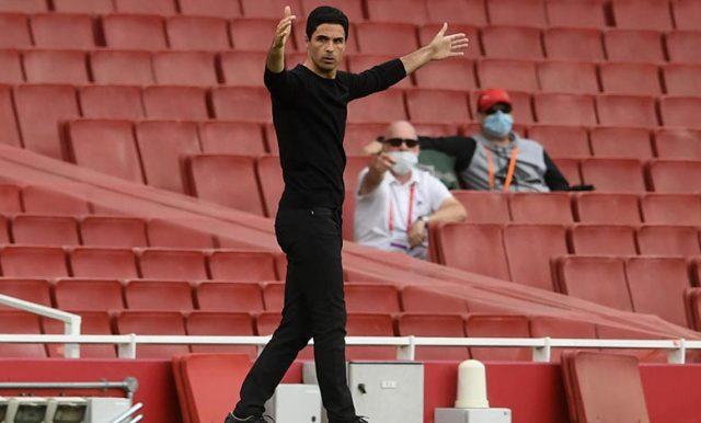 Arteta Berharap Arsenal Menang di Babak Final