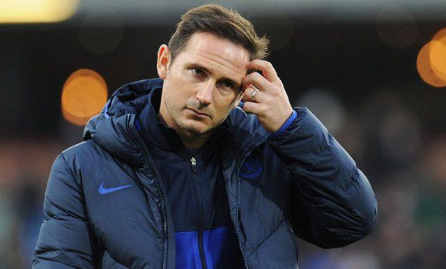 Lampard : Keputusan Sulit Memilih Kepa dan Caballero
