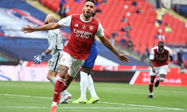 Hasil Babak Final Piala FA : Arsenal Vs Chelsea