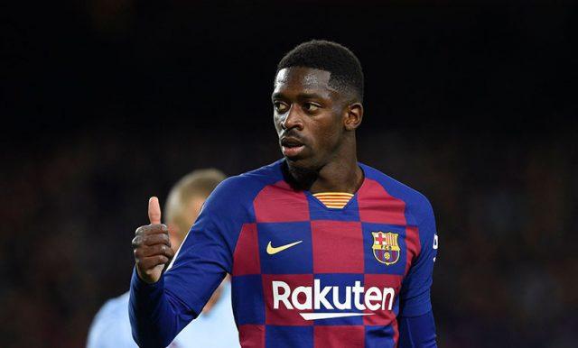 Barcelona Siap Untuk Menjual Ousmane Dembele?