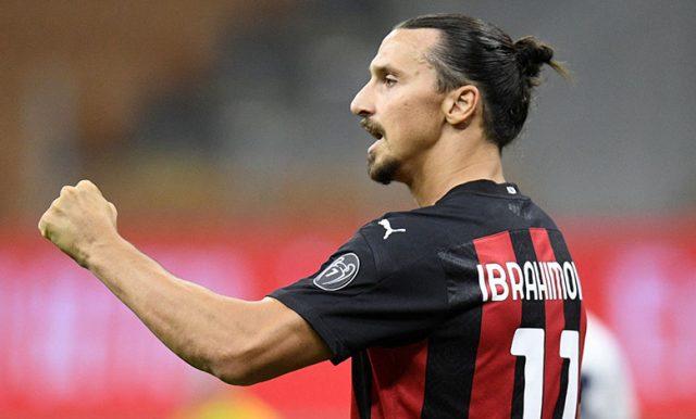AC Milan : Ibrahimovic Telah Pulih Dari COVID