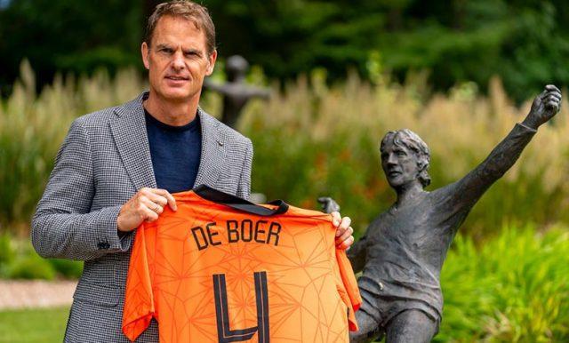 De Boer Yakin Belanda Sudah Lebih Baik