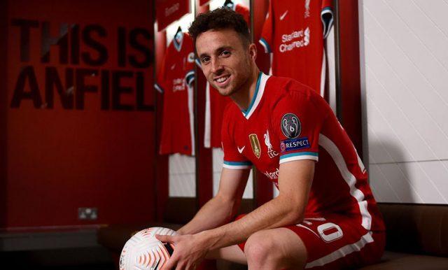 Pep Lijnders : Jota Cocok Dengan Liverpool