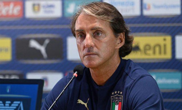 Mancini : Italia Harus Yakin Bisa Juara Euro 2020