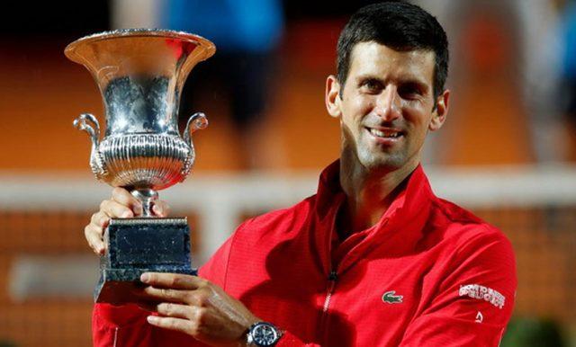 Djokovic Berhasil Raih Gelar Juara Italia Open