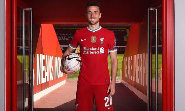 Alasan Liverpool Rekrut Jota Daripada Ismaila Sarr