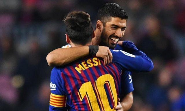 Suarez Berbicara Dengan Messi Sebelum Meninggalkan Barca?