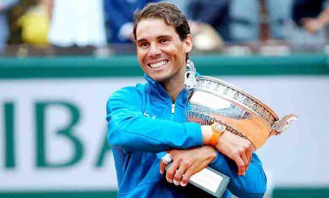 Leconte : Nadal Tetap Favorit Untuk Prancis Open