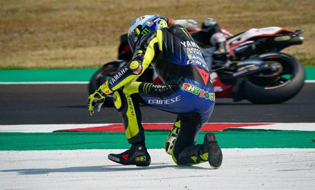 Valentino Rossi Merasa Tak Kompetitif