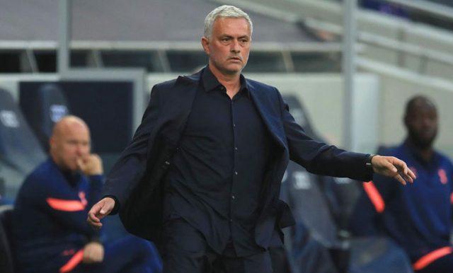 Mourinho : Sayang Sangat Percaya Pada Ndombele