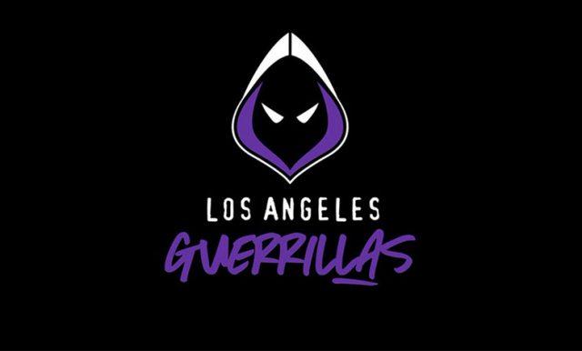 Los Angeles Guerrillas Ungkap Skuad CDL