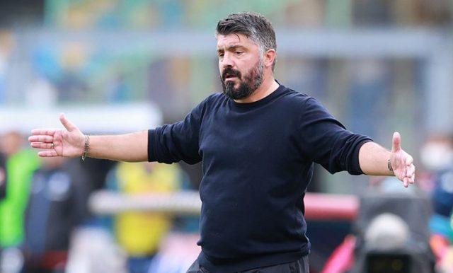 Gattuso Kesal Dengan Napoli, Meskipun Menang