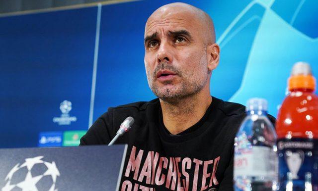 Guardiola Tak Ingin Bahas Kontrak Aguero