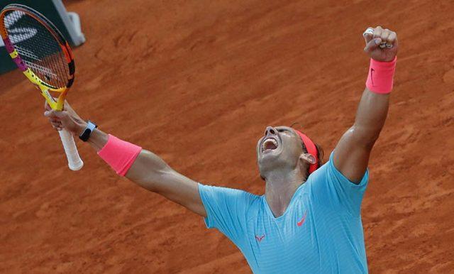 Nadal Berhasil Masuk Final Prancis Open