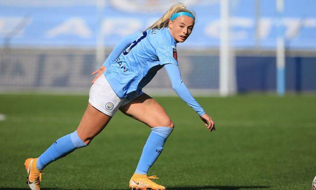 Chloe Kelly Bersemangat Menghadapi Everton