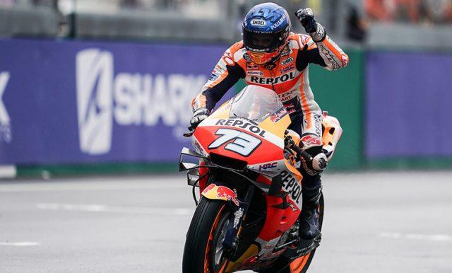 Andrea Dovizioso Takut Oleh Alex Marquez di MotoGP Prancis?