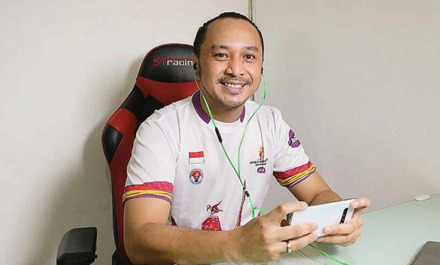 Giring Ganesha Yakin Indonesia Punya Potensi di Cabang eSports