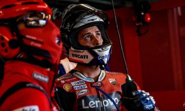 Andrea Dovizioso Nyerah Raih Gelar Juara Dunia MotoGP 2020?