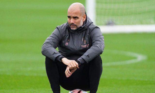 Pep Guardiola : Kami Tidak Mampu Membeli Pemain Depan