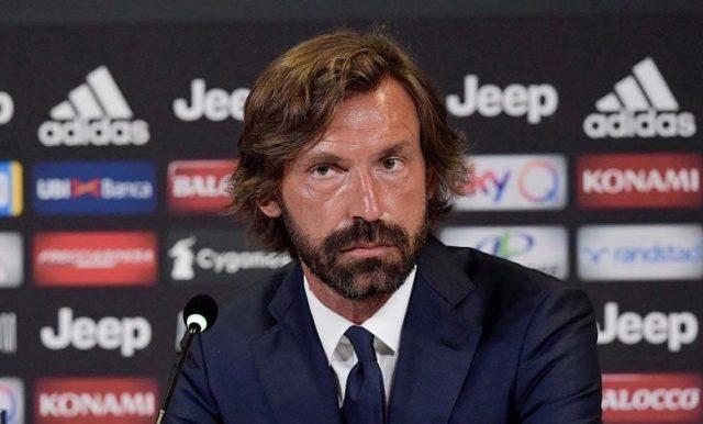 Pirlo : Kami Mengambil Risiko Saat Hadapi Udinese