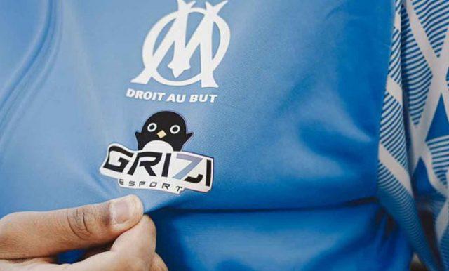 Olympique Marseille Bermitra Dengan Grizi Esports