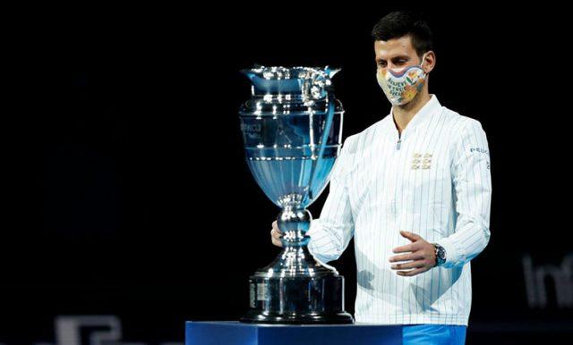 Jadi Petenis No 1 Perasaan Djokovic Campur Aduk