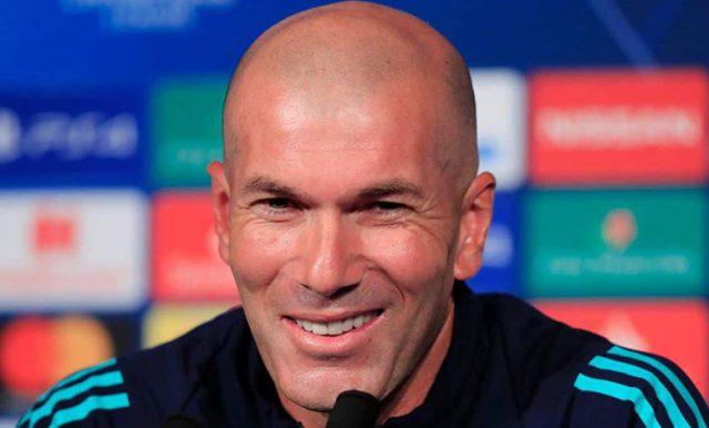 Zidane : Madrid Pergi ke Inter Untuk Menang