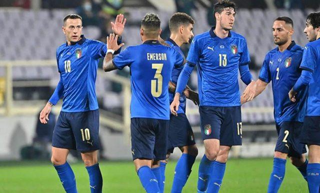 Soriano Sangat Emosional Setelah Tampil Untuk Italia