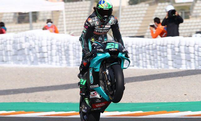 Morbidelli : Ini Adalah Balapan Terbaik di MotoGP